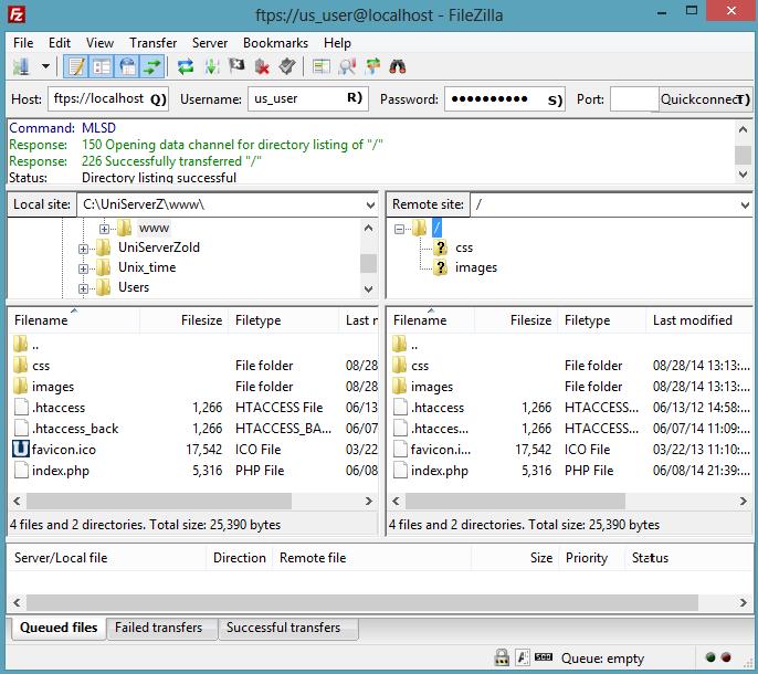 FileZilla ssl part 1